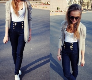 high-waisted-jeans-outfit-tumblr