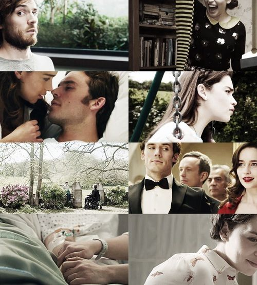 me before you collage pinterest