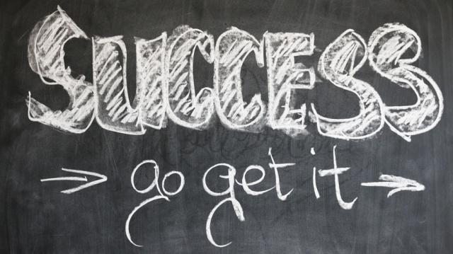 success cover photo