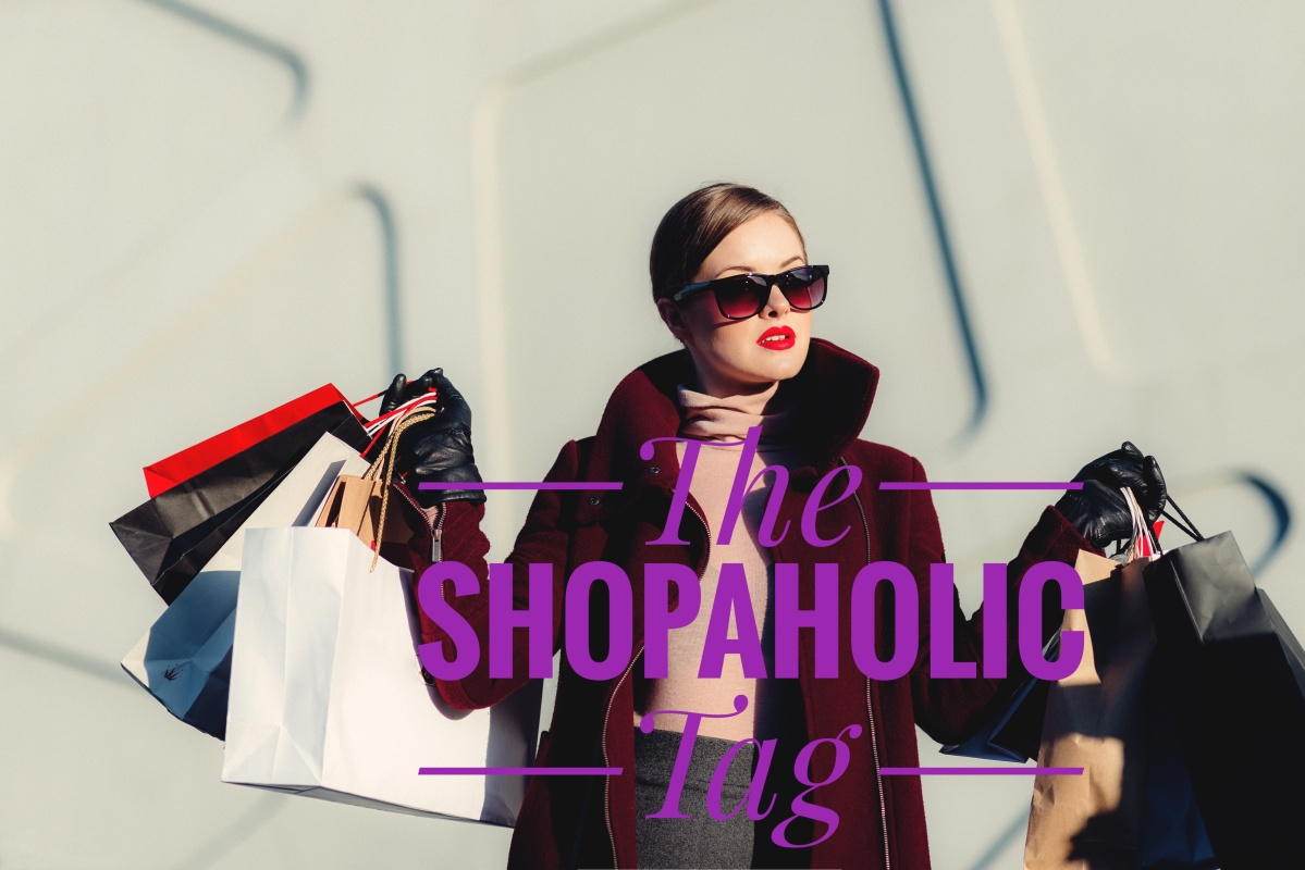 The Shopaholic Tag