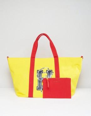 tommyxgigi yellow bag