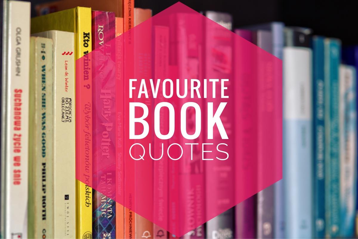 Favourite Book Quotes/ Любими цитати от книги