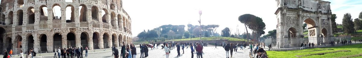 Where to go when in Rome?/Къде да отидем, когато сме в Рим?