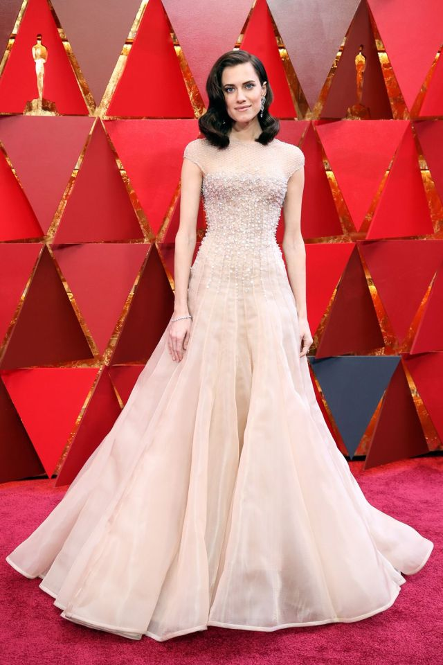 Alison Wilson Oscars 2018